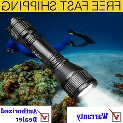 d550 upgraded version dive light 1000 lumens