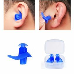 Hypo-allergenic Diving Earplugs Swimming Ear Protection Spir
