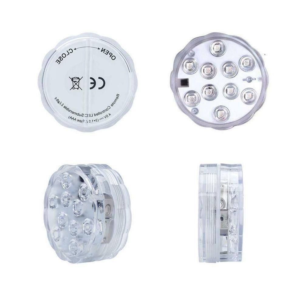 LED With Remote Control Dive Durable