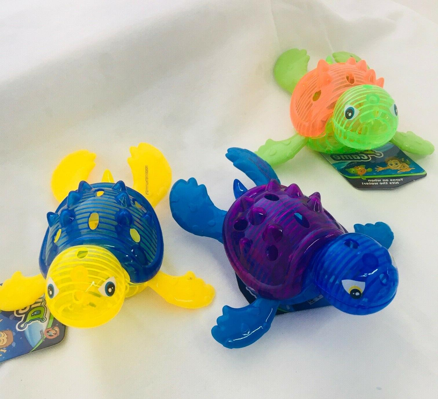 turtle dive toy dive game dolphinturtles lights