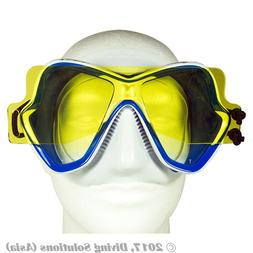 Scuba Diving Dive Fluo Mask Filter Torch Night Dive Blue Lig