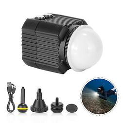 Neewer Underwater Dive Light High Power Fill-in 195 Feet LED