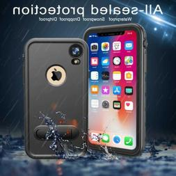 Waterproof Shockproof Diving Full Stand Case Cover for iPhon